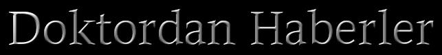 doktordanhaberler