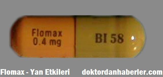 flomax yan etkileri