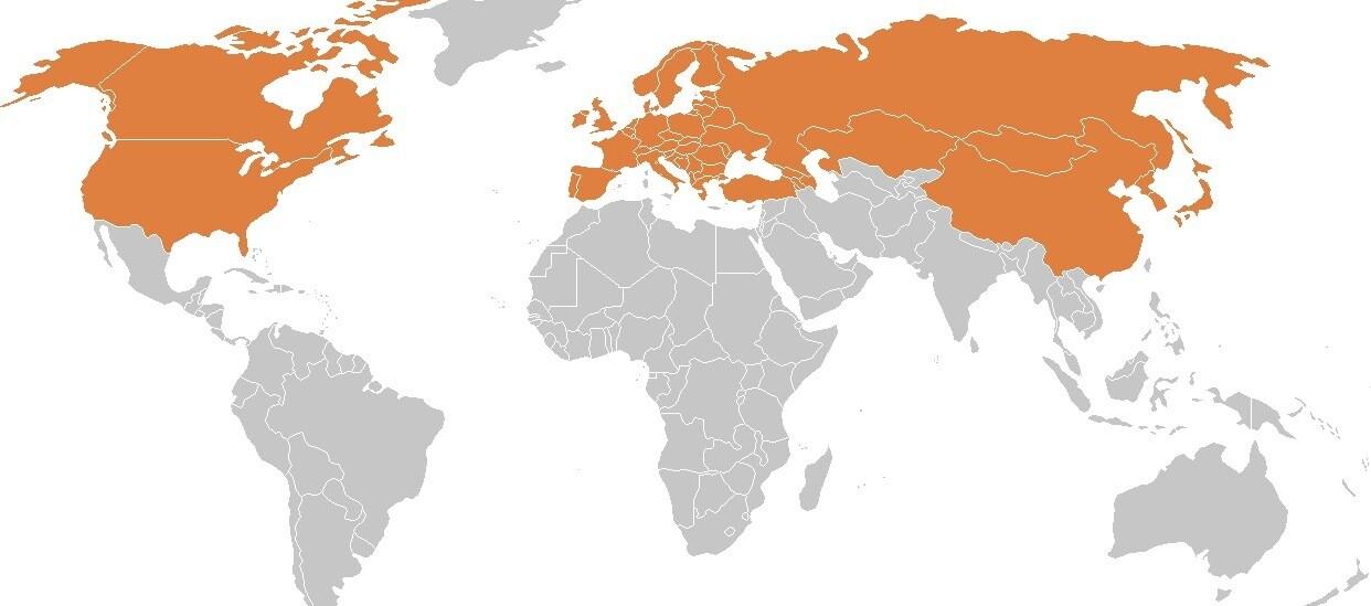 lyme hastaligi cografi dagilim haritasi