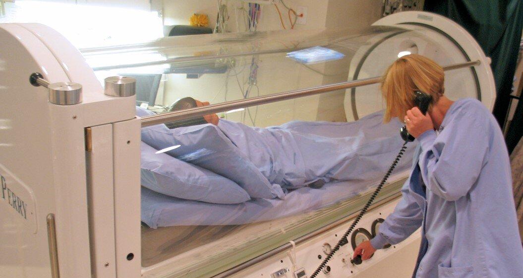 hiperbarik oksijen tedavisi faydalari nelerdir