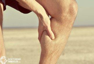 bacak kasilmasi